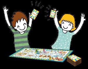 Les enfants jouent happy week 300x235